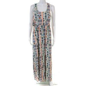 NWT Bobeau Sleeveless Maxi Dress Size Medium